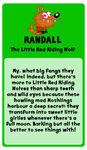 Randall bio