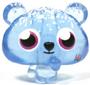 ShiShi figure frostbite blue