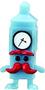 Mini Ben figure voodoo blue