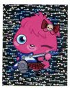Sticker Poppet shiny 155