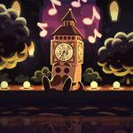 Mini Ben's Tick-Tock Tale