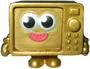 Micro Dave figure gold
