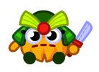 Cuddly General Fuzuki