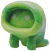 Ecto figure marble green