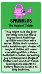 Sprinkles bio