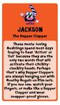 Jackson bio