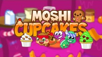 Moshi Monsters- Moshi Cupcakes Full Gameplay HD (rewritten)