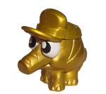 Vernon figure gold