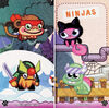 Moshling Zoo Official Game Guide p114-115