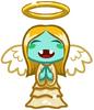 Twistmas Angel Topper