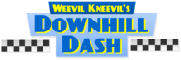Downhill Dash logo