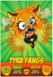 TC Tyra Fangs series 2