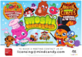 Vivid Food Factory Circus licensing promo