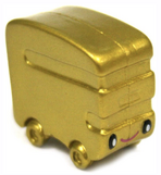 Busling figure gold
