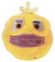 Ned figure glitter yellow