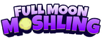 Full moon moshling logo
