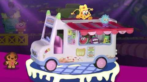 Moshi Food Factory Playsets