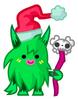 Twistmas Hoodoo green