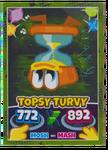 TC Topsy Turvy foil series 5