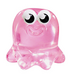 Sweeney Blob figure squishy pink