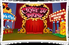 Cirque Du Moshi Entrance Mistake
