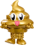 Coolio food factory figure gold