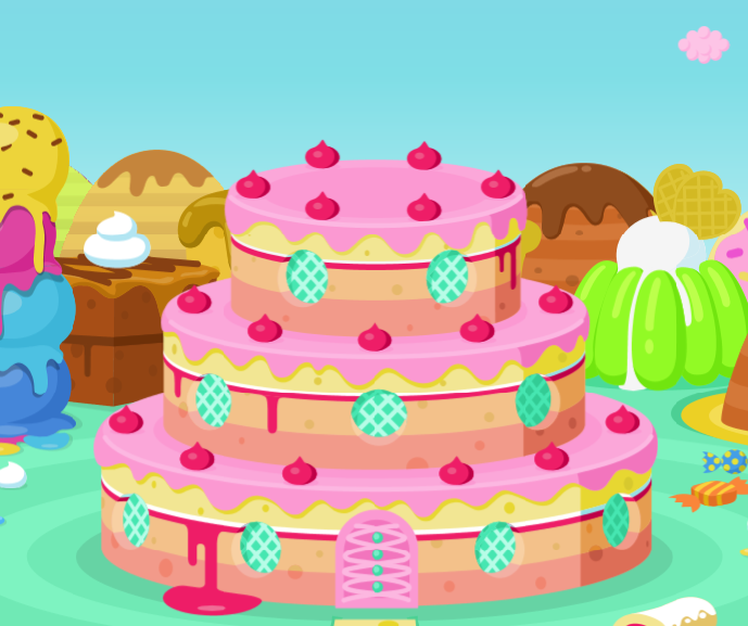 Image Cake House Style floor 3png Moshi Monsters Wiki FANDOM