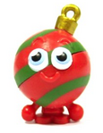 Cherry bomb figure advent