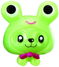 Scamp figure scream green