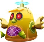 Katsuma Unleashed Robot Moshling DJ Quack