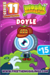 Countdown card s11 doyle