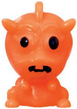 Snookums figure pumpkin orange