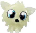 White Fang figure ghost white