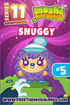 Countdown card s11 snuggy