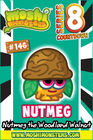 Countdown card s8 nutmeg