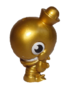 Lubber figure gold