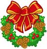 Twistmas Wreath