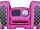Big Bad Boombox - Pink