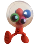 Gumdrop figure normal