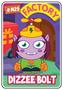 Collector card s6 dizzee bolt