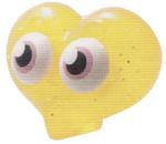 Tiamo figure glitter yellow