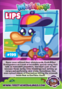 Collector card s11 lips