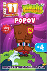 Countdown card s11 popov