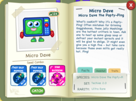 Micro Dave Biography With Error