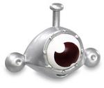 Blinki figure silver