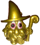 Hocus figure gold