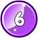 Level 6 icon