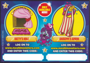 Issue 43 Code Card Back