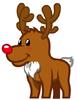 Twistmas Reindeer