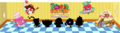 Vivid Food Factory collectables preview silhouette